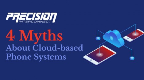 [Infographic] 4 Myths About Cloud-based Phone Systems